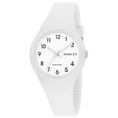 Reloj Blanco Nowley Racing
