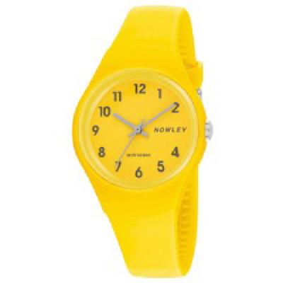 Reloj Amarillo Nowley Racing