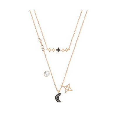 Conjunto Colgantes Swarovski Symbolic Moon