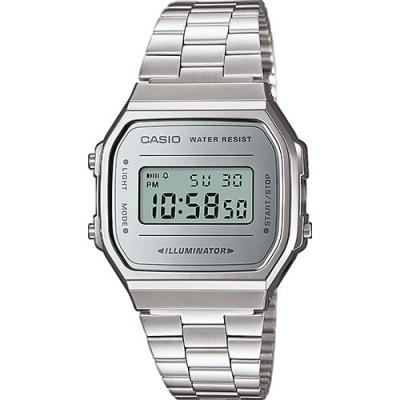 Rellotge Casio Vintage Color Plata