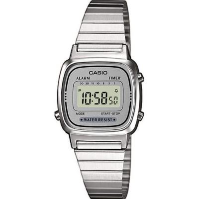 Reloj Casio Vintage Mini Plateado