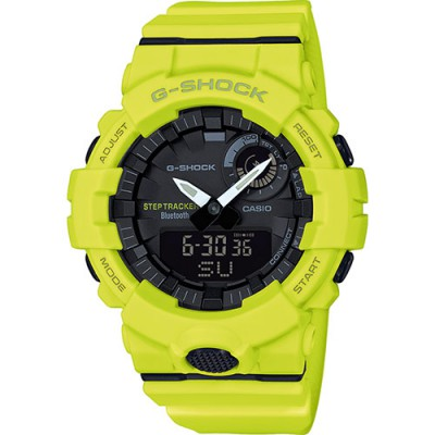 Reloj G-Shock G-Squad Pistacho