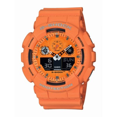 Reloj G-Shock Classic Naranja