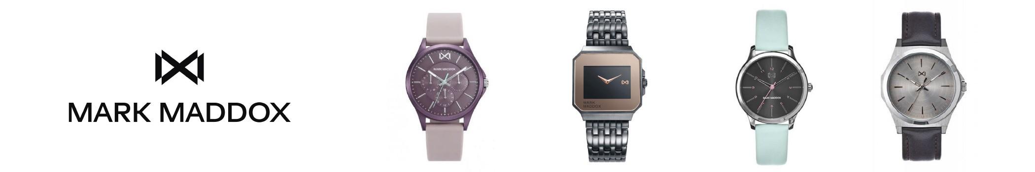 Rellotges Mark Maddox