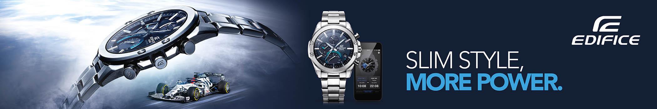 rellotges Casio Edificie