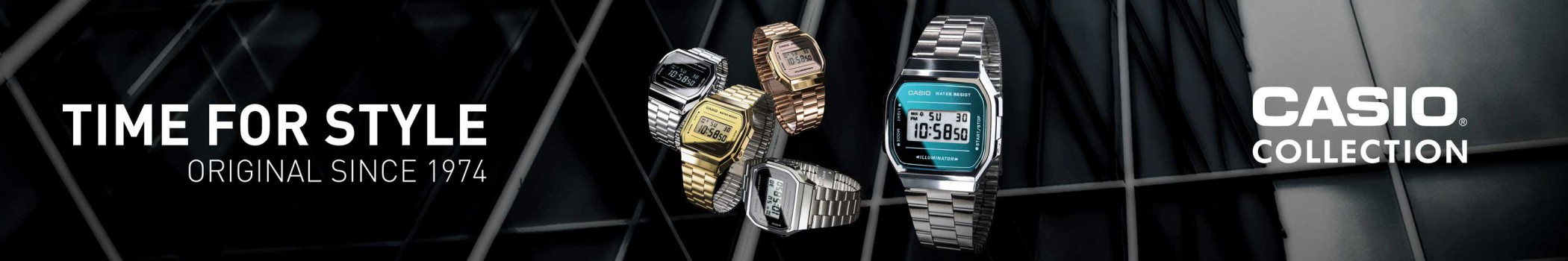Rellotges Casio Collection